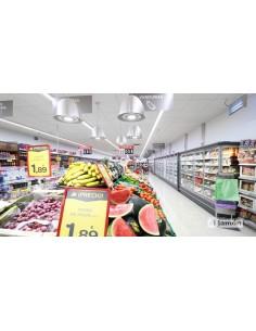 Megafonía supermercado, divisiónaudio.es