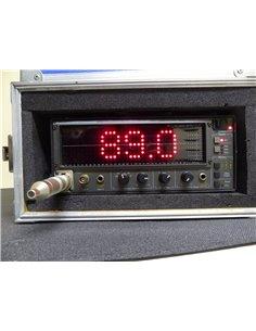 Analizador de Espectro Audio/Control/Industrial