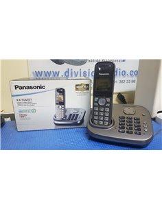 Teléfono DEC inalámbrico Panasonic KX-TG6551