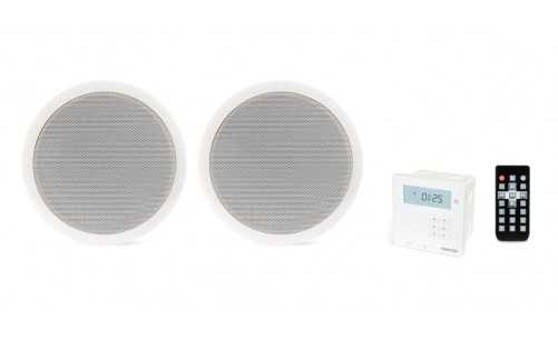KS-06 Amplificador de pared 2 x 10 W RMS