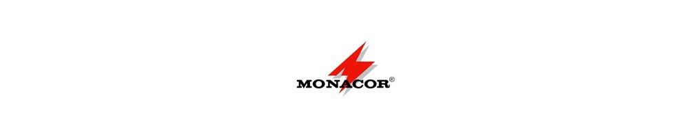 Venta de material Monacor, megafonía, audio profesional y accesorios