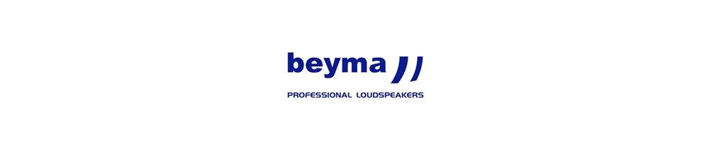 Altavoces Beyma profesionales